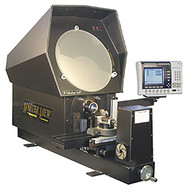 "Suburban ""Masterview"" 14"" Optical Comparator With Erect Image"
