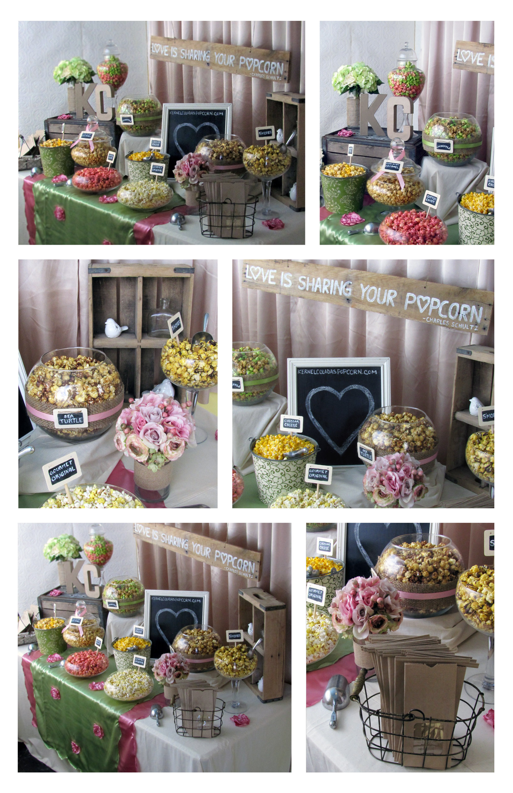 rusticweddingpopcorncollage.jpg