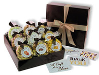 Popfections Deluxe Popcorn Corporate Gift Box
