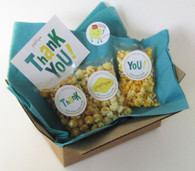 Thank You Greeting Gift Box (Includes Shipping)