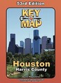 Houston Harris County Atlas 53rd Edition, Key Maps