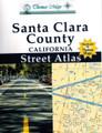 new custom 2014 santa clara st. atlas  100 books minium order cost 24.99 each