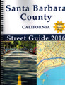 SANTA BARBARA/SAN LUIS OBISPO COUNTIES CUSTOM ATLAS