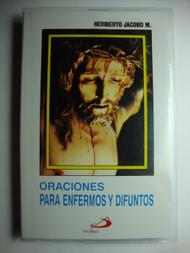 Oraciones para Enfermos y Difuntos