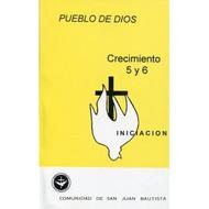 PUEBLO DE DIOS CRECIMIENTO 5Y6
