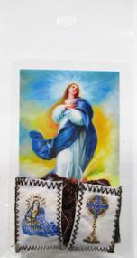 Escapulario  de Nuestra Sra. de la Inmaculada Concepcion