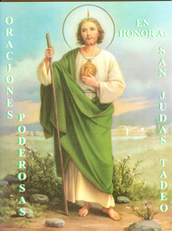 20.0150 Oraciones Poderosas en honor a San Judas Tadeo