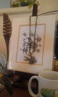 Banggai Cardinalfish Print and Necklace