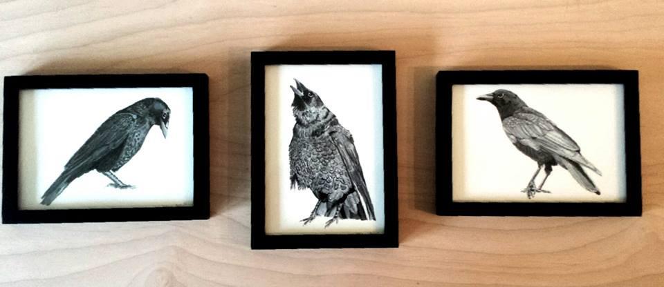 Three Crow\