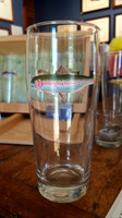 Rainbow Trout Handpainted Pint Glass