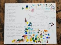 Original Atlantic Bluefin Artist's Study