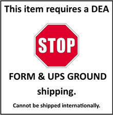 Sodium Hydroxide* (Class 8)(§) (GROUND UPS ONLY) DEA FORM REQUIRED / Choose ups ground shipping at checkout