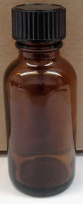 30 ml Amber Glass Bottle