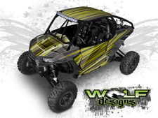 Polaris XP1K UTV Wrap Kit