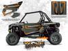 Polaris RZR XP 1000 - Titanium Door Kit