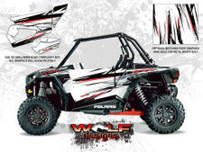 Polaris RZR XP 1000 - White Lightning Door Kit
