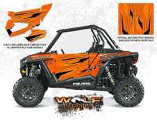 Polaris RZR XP 1000 - Orange Madness