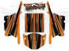 Polaris RZR UTV graphics wrap kit