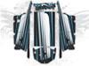 Polaris RZR XP4 1000 UTV Graphics Wrap Kit