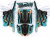 Polaris RZR wrap kit