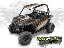 The best RZR S wrap kit for your Polaris RZR