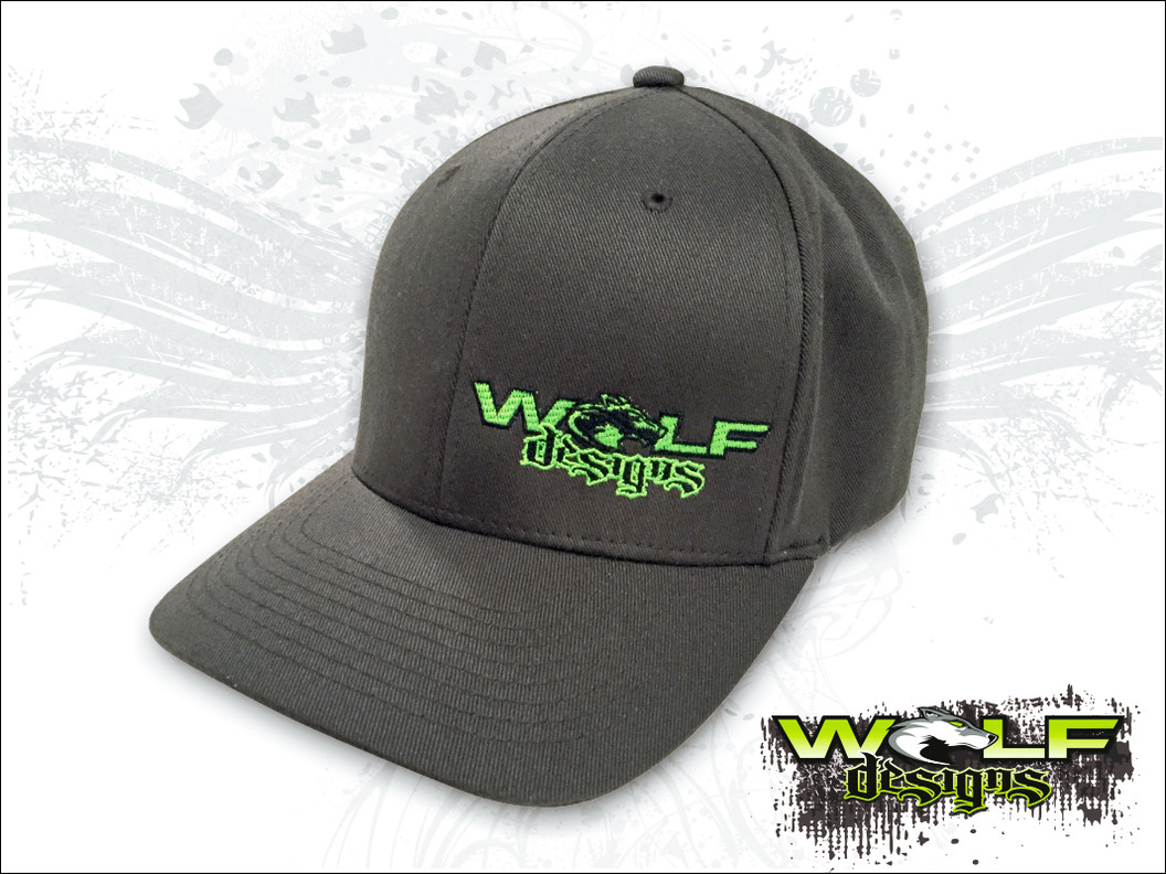 2016 Wolf Designs Flexfit Hat