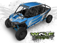 The best RZR wrap kit for Polaris RZR XP4 1000 and XP4 Turbo