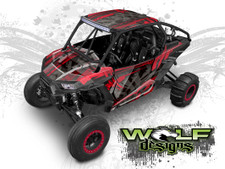 The best UTV wrap kits for the Polaris RZR XP 1000 and XP Turbo