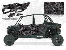 WD-DKB-031 - 2017 RZR XP4 Turbo - Titanium Matte Metallic - Door Kit