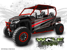 The best Polaris General Wrap Kit