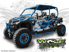 The best Polaris General 4 Wrap Kit