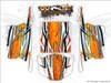 Polaris RZR S 900 wrap kit