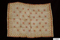 Original Handkerchief in Ohio Historical Society collection