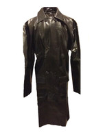 South Union Mills reproduction double breasted rubberized raincoat