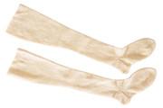 Single ply 18th century stockings