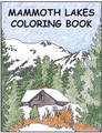 Mammoth Lakes Coloring Book