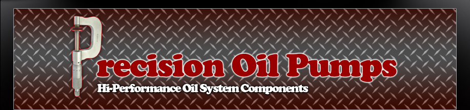 Precision Oil Pumps
