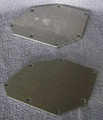 FORD FE 427 SOHC Inspection Covers Aluminum