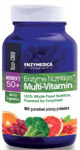 Women's 50+ Multi-Vitamin Enzymedica - 60ct.