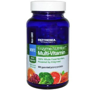 Men's Multi-Vitamin Enzymedica - 60caps