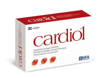 Cardiol Natural Cholesterol Management Supplement