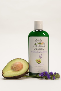 Rosie & Friends Lavender and Avocado Conditioner