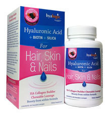 HA Collagen Builder for Hair, Skin & Nails