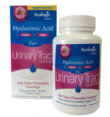 HA Cran Lozenge Urinary Tract Support By Hyalogic