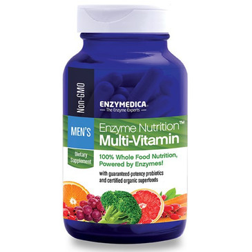 Men's Multi-Vitamin- Enzymedica- 120ct. On Sale