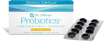 Dr. Ohhira Probiotics Professional Formula - 120ct. - On Sale