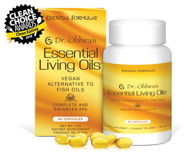 Dr. Ohhira's- Essential Living Oils - On Sale