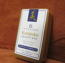 """Award Winning"" Kampuku Soap - 3 Bars (80g each) - On Sale"