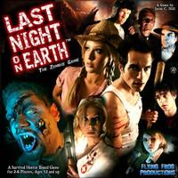 Last Night On Earth US CUSTOMERS
