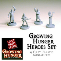 Growing Hunger Heroes Set